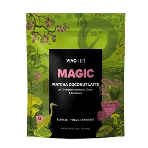 VIVO Magic Matcha Coconut Latte, 120gr
