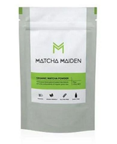Matcha Maiden 100% Organic Original Japanese Matcha Powder Αντιοξειδωτικό Πράσινο Τσάι 10gr