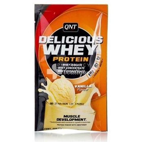 QNT Delicious Whey Protein Powder Vanilla, 20gr