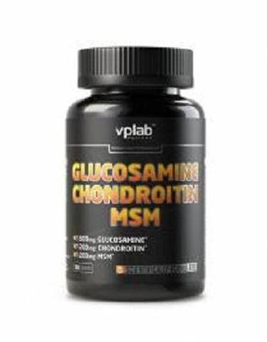 VP Laboratory Glucosamine Chondroitin MSM 90tabs