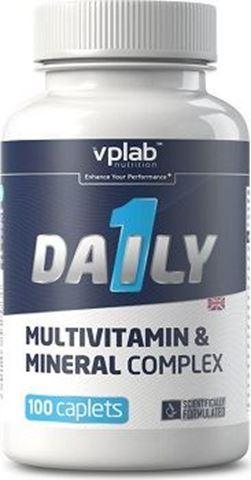 VP Laboratory Daily1 100caplets