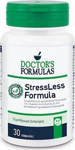 Doctor's Formulas StressLess 30 Κάψουλες
