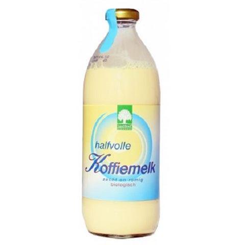Γάλα Εβαπορέ σε Γυάλινο Μπουκάλι ΒΙΟ 500ml