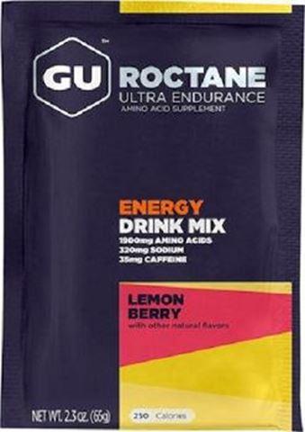 GU ROCTANE Energy Drink Mix Lemon Berry 65gr
