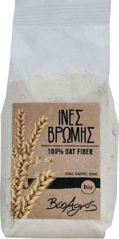 Βιοαγρός Ίνες Βρώμης 100% 250gr ΒΙΟ