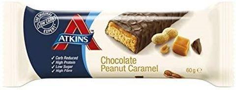 ΑΤΚΙΝS Chocolate Peanut Caramel 60gr