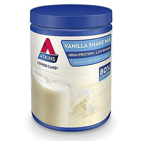 Atkins Vanilla Shake Mix Powder 370gr
