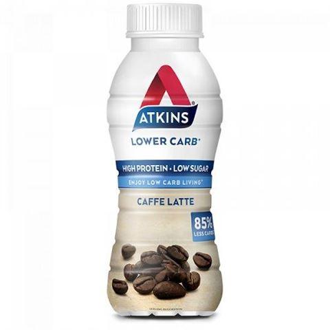 Atkins Caffe Latte Ready-to-Drink 330gr