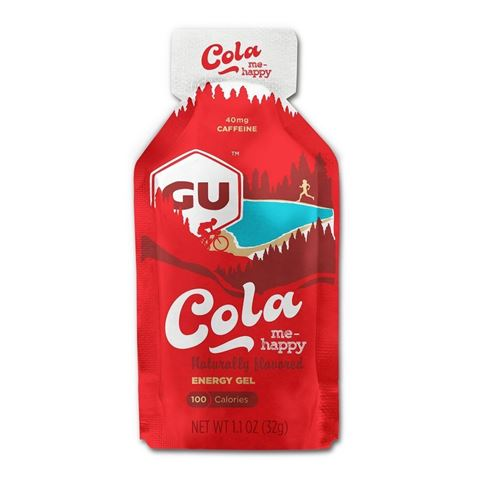 Ενεργειακό gel GU - Γεύση Cola Me Happy 2x Caffeine, 32gr