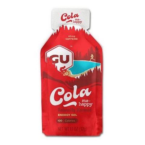 GU Ενεργειακό gel GU - Γεύση Cola Me Happy 2x Caffeine, 32gr
