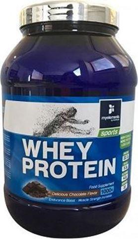 My Elements  Whey Protein powder Σοκολάτα, 1000g