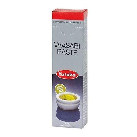 Yutaka πάστα wasabi 43gr