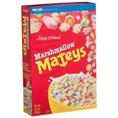 MATEYS Δημητριακά Βρώμης με Marshmallow 320gr