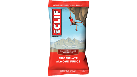 Clif Bar Chocolate Almond Fudge 68gr