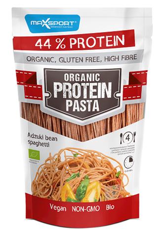 Maxsport Organic Protein Pasta Adzuki Σπαγγέτι από Φασόλια, 200gr