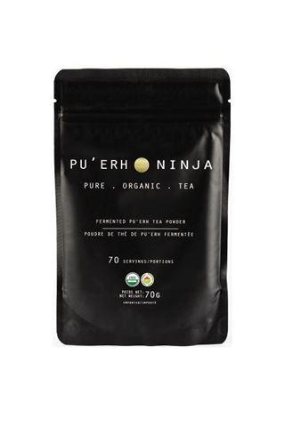 Pu 'erh Ninja Μαύρο Τσάι Αποτοξίνωσης 70gr