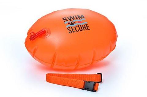 Swim Secure Tow-Float Orange, Κολυμβητικός Πλωτήρας, Πορτοκαλί