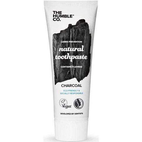 The Humble Co. Φυσική Οδοντόκρεμα - Charcoal 75ml
