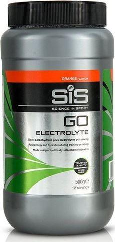 SiS GO Electrolyte Sports Fuel Orange 500γρ