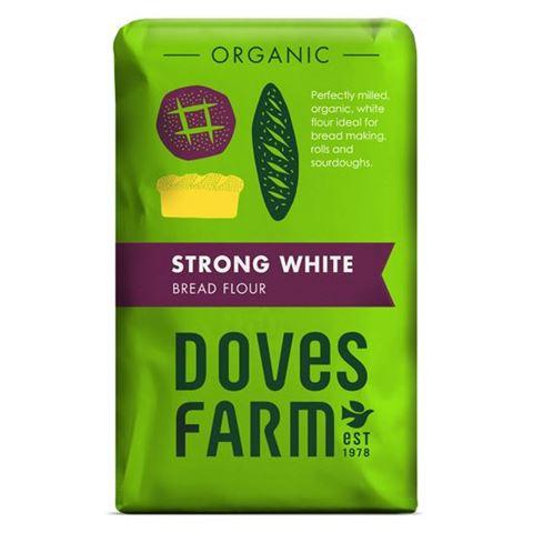 Doves Σκληρό Αλεύρι για Λευκό Ψωμί 1,5kg