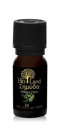 Bioland Αιθέριο Έλαιο Σημύδα 20%, 10ml