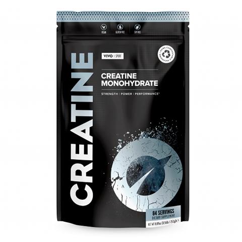 VIVO Creatine Monohydrate, 252gr