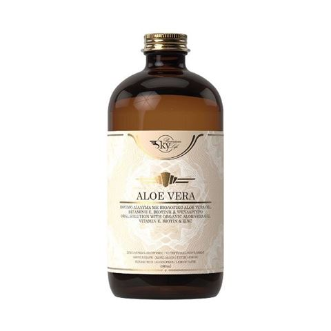 Sky Premium Life Aloe Vera oral sol. 480ml (lemon taste)