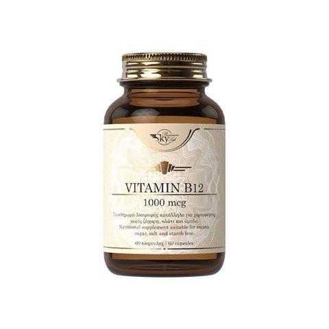 Sky Premium Life Premium Vitamin B12 1000mcg 60 κάψουλες