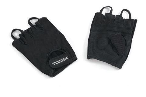 Γάντια Προπόνησης Suede Black TOORX 10-432-200