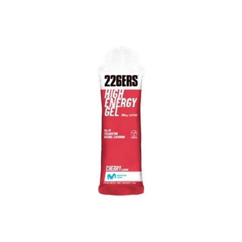 226ERS High Energy Gel Cherry 160mg Caffeine 76gr