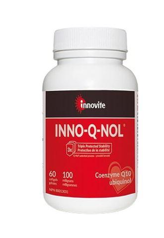 Innovite Inno-Q-Nol, 60 κάψουλες
