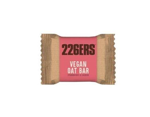 226ERS Vegan Oat Bar - Φράουλα και κάσιους, 50gr