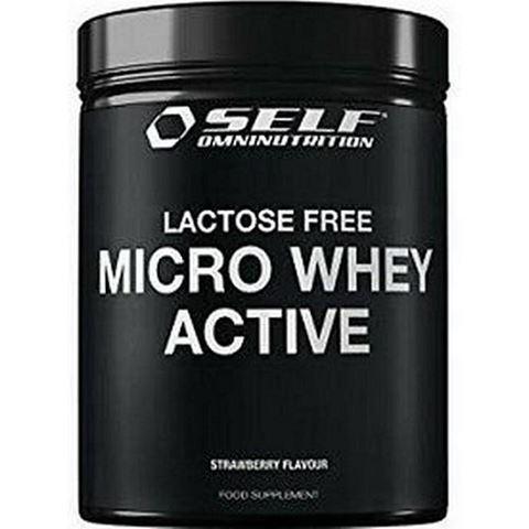 Self Omninutrition Micro Whey Active - 8498, Strawberry, 1kg, Πρωτεΐνη Γράμμωσης 84%