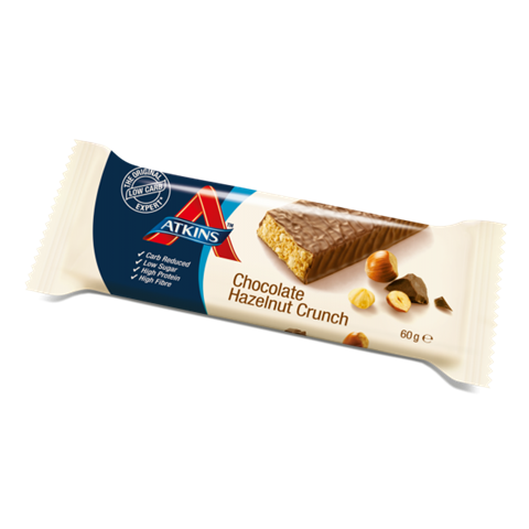ΑΤΚΙΝS Chocolate Hazelnut Crunch 60gr