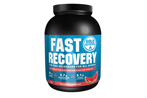 Gold Nutrition Fast Recovery Καρπούζι - 1 kg