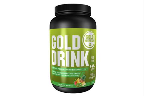 Gold Nutrition Gold Drink Tropical Fruits - 1kg