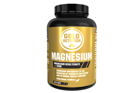 Gold Nutrition Magnesium 600 MG - 60 Caps