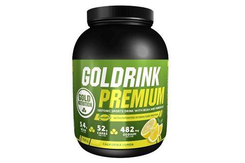 Gold Nutrition Goldrink Premium Lime 750gr