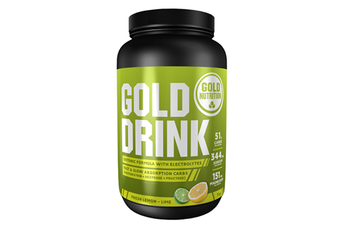 Gold Nutrition Gold Drink Lime - 1kg