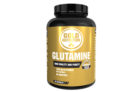 Gold Nutrition Glutamine 1000 mg, 90 caps