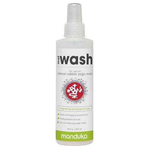 Manduka Mat Wash 237ml Καθαριστικό  lemongrass & sage