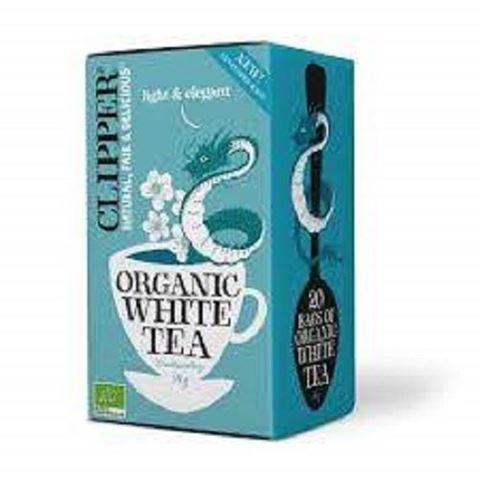 Clipper Λευκό Τσάι 20 φακελάκια
