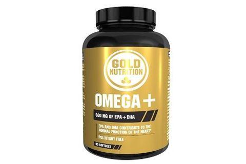 Gold Nutrition OMEGA+ 90 softgels