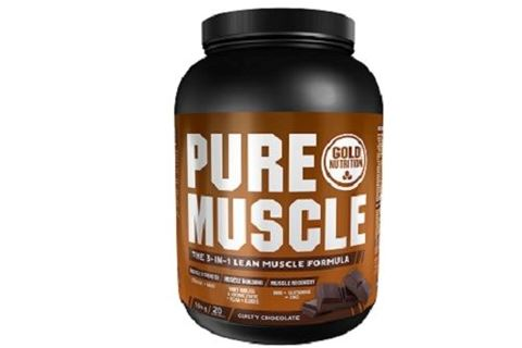 Gold Nutrition Pure Muscle Chocolate 1,5gr