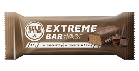 Gold Nutrition Extreme Bar- Chocolate - 46gr