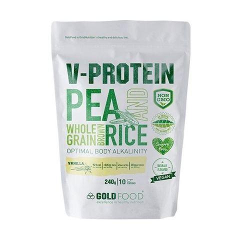 Gold Nutrition V-Protein Vanilla 240gr