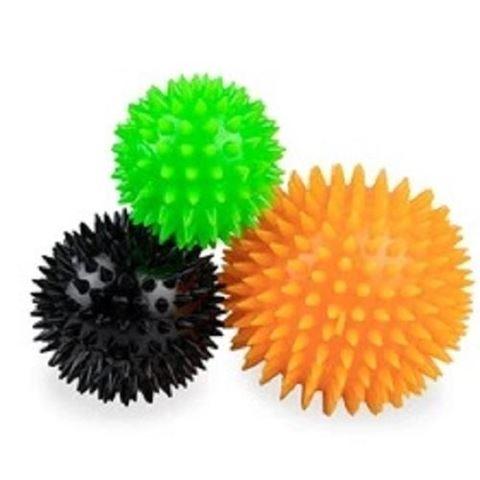Ryder Hub 3 Spiky Massage Ball Set