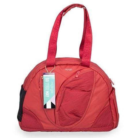 Ryder Hub Vegan Red Yoga Handbag