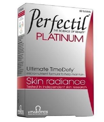 Vitabiotics Perfectil Platinum 60 Ταμπλέτες