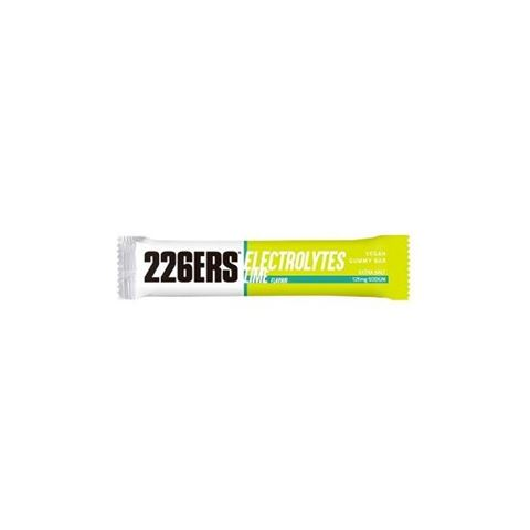 226ERS Electrolytes Vegan Gummy Bar 125mg Lime, 30gr